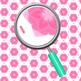 Pink Watercolor Kalidoscope Digital Paper / Backgrounds Clip Art Set