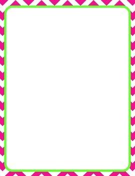 Pink and Green Teacher Planner