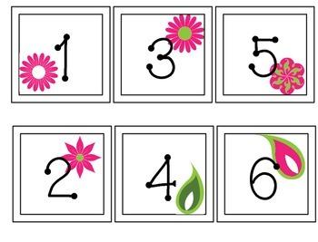 Pink and Lime Green Paisley Calendar Kit