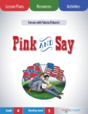 Pink and Say Lesson Plans & Activities Package, Fourth Gra