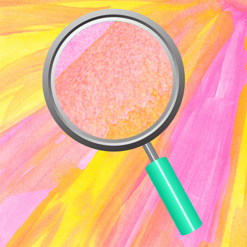 Pink and Yellow Watercolor Handpainted Backgrounds / Digital Papers Clip Art