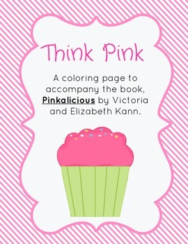 Pinkalicious Companion Activities