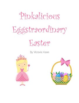 Pinkalicious Eggstraordinary Easter listening comprehension