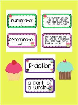 Pinkalicious Fractions: Cupcake Creations!