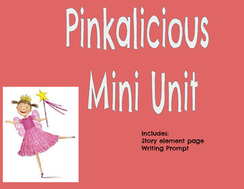 Pinkalicious Mini Unit