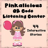 Pinkalicious QR Code Listening Center
