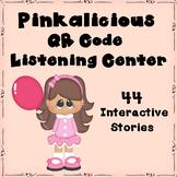 Pinkalicious QR Code Listening Center