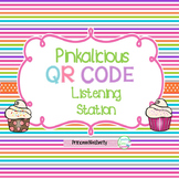 Pinkalicious QR Code Listening Station