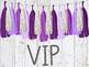 Pinkalicious VIP Sign