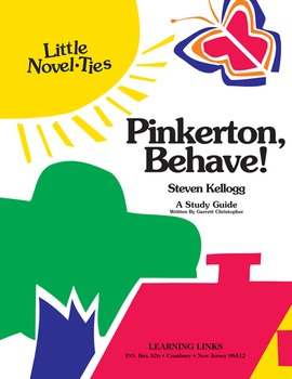 Pinkerton, Behave! - Little Novel-Ties Study Guide
