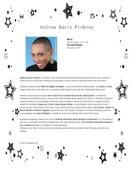 Pinkney Author Study