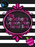 Pinks Teacher Planbook 2018-2019