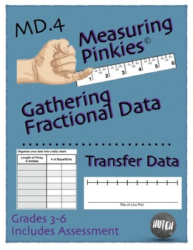 Pinky Measurement and Fractional Data