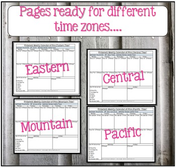 Pinning on Pinterest Help ~ A Freebie to help You Get Organized