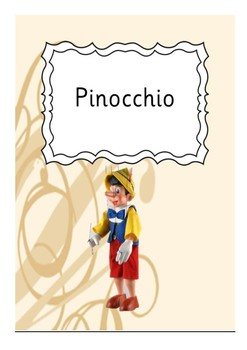 Pinocchio - A Musical Play