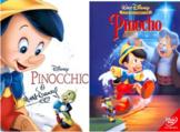Pinocchio Movie Guide in English & Spanish | 1940 Film | Pinocho en espanol