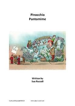 Pinocchio Pantomime