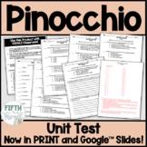 Pinocchio Unit Test