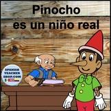 Pinocho Spanish Story