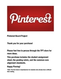 Pinterest Board Characterization and Theme Project