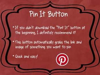 Pinterest Guide for Music Educators