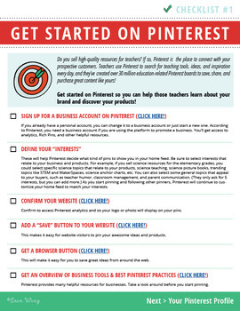 Pinterest Marketing: Boost Your TpT Business