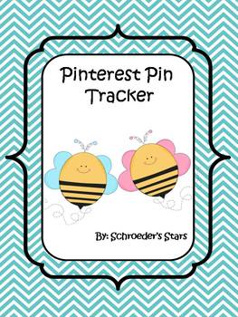 Pinterest Pin Tracker