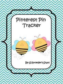 Pinterest Pin Tracker