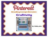 Pinterest Reading Comprehension Craftivity