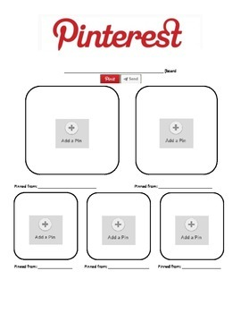 Pinterest Research Resource Boards