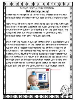 Pinterest for TPT Sellers – Module One
