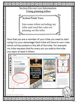 Pinterest for TPT Sellers – Module Three: Getting Your Pins Noticed
