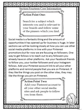 Pinterest for TPT Sellers – Section 14: Followers - Getting, Keeping & Being One