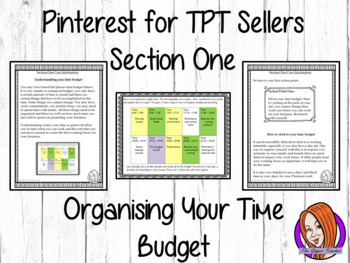 Pinterest for TPT Sellers – Section One: Working Out and U