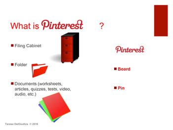Pinterest for Teachers (Beginner)