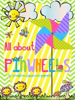 Pinwheel Craftivity