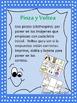 Pinza y Voltea: Sonidos iniciales (Spanish Alphabet)