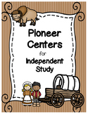Pioneer Centers Independent Study