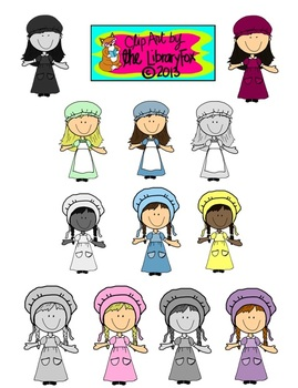 Pioneer Clip Art For Personal or Commercial Use