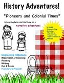 Pioneer History Adventures!