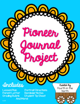 Pioneer Journal Project