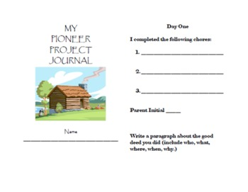 Pioneer Life Project