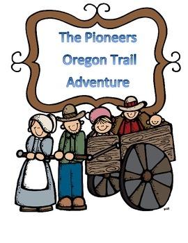Oregon Trail Pioneer Simulation Adventure
