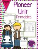 Pioneer Unit - Printables