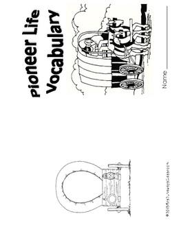 Pioneer Vocabulary