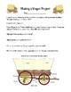 Pioneer Wagon Project
