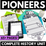 Pioneers LIfe along the Oregon Trail | Westward Expansion