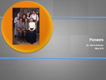 Pioneers Powerpoint