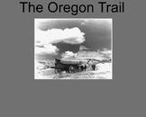 Pioneers on the Oregon Trail SMARTboard Presentation