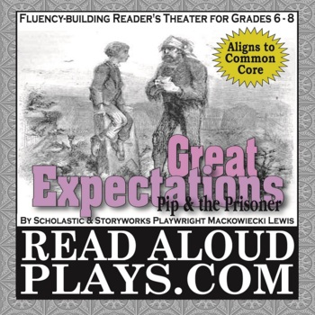 Pip & the Prisoner: Dickens' Great Expectations Reader's Theater Play Script